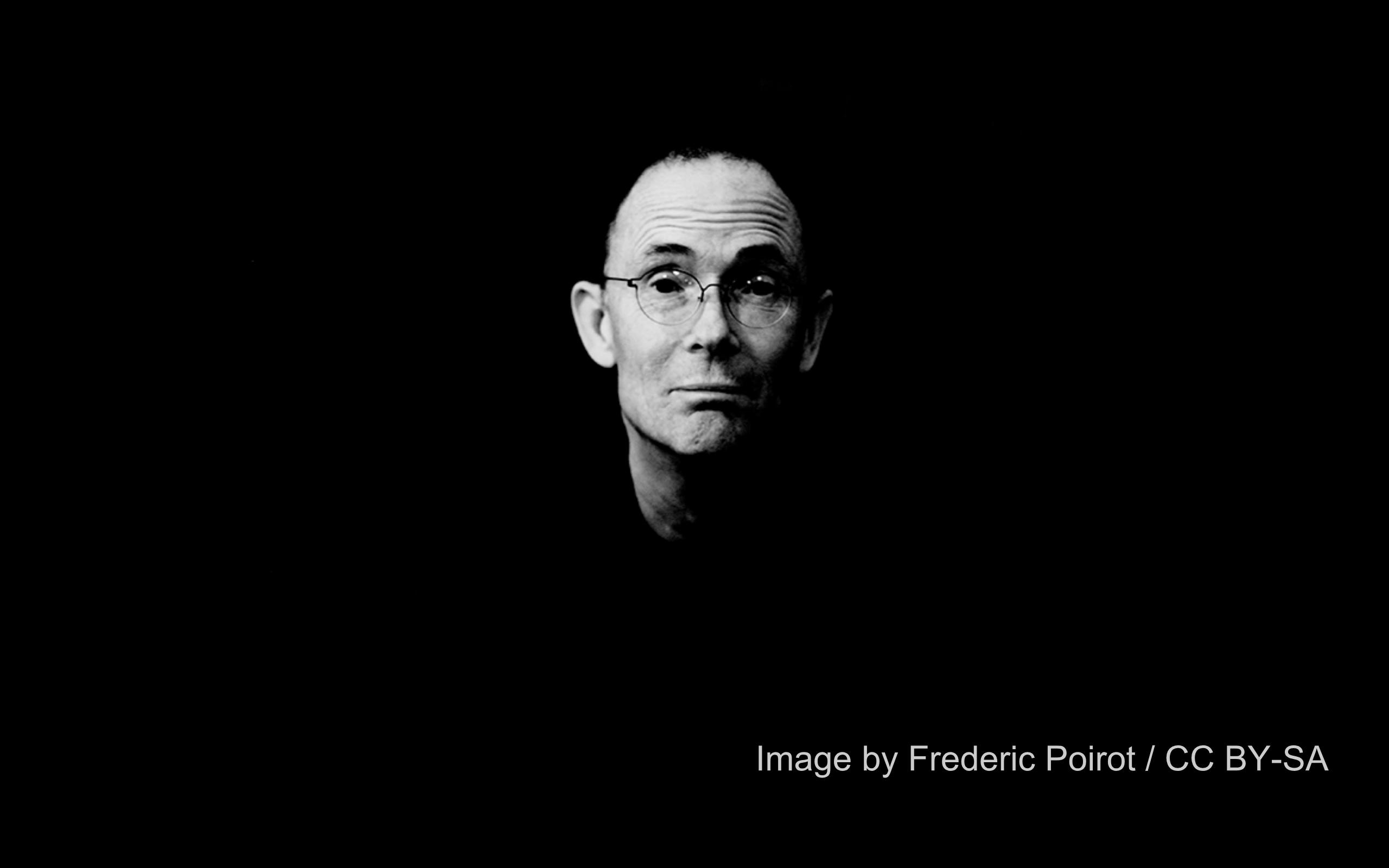 William Gibson portrait